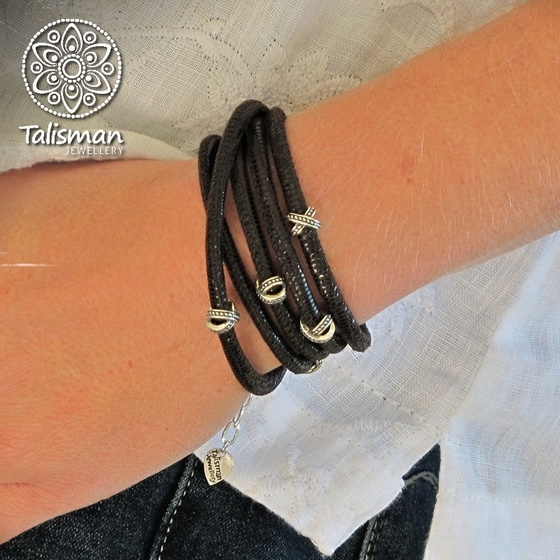 Darling Leather Wrap
