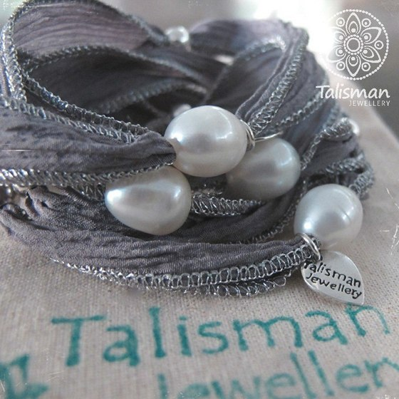 Silk and Pearls 'Timelessness'
